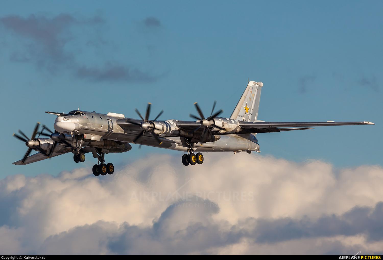 Russia - Air Force RF-94199 aircraft at Ramenskoye - Zhukovsky