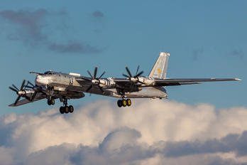 RF-94199 - Russia - Air Force Tupolev Tu-95MS