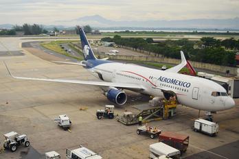 XA-MAT - Aeromexico Boeing 767-300ER