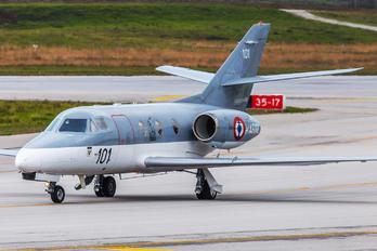 101 - France - Navy Dassault Falcon 10MER