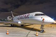 A7-AAM - Qatar Amiri Flight Bombardier BD-700 Global Express aircraft