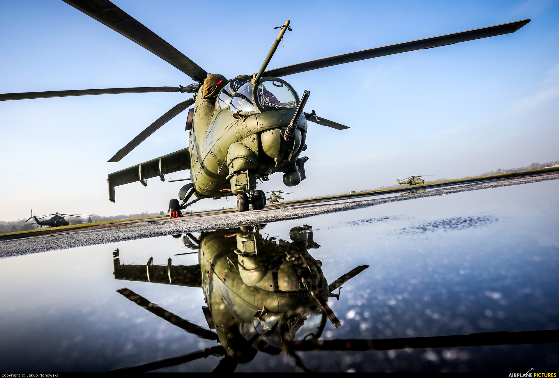 Poland - Army - aircraft at Undisclosed location