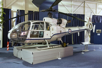 XW855 - Royal Air Force Westland Gazelle AH.1