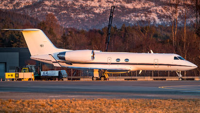 165151 - USA - Navy Gulfstream Aerospace C-20G
