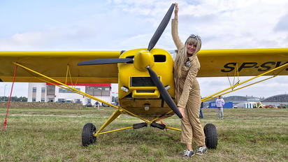 SP-SYSF - - Aviation Glamour Lamco Eurocub Mk IV
