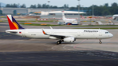 RP-C9921 - Philippines Airlines Airbus A321