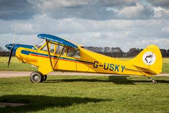 G-USKY - Private Aviat A-1 Husky