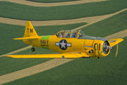 N66WP - Private North American Harvard/Texan (AT-6, 16, SNJ series) aircraft