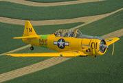 N66WP - Private North American Harvard/Texan (AT-6, 16, SNJ series) aircraft