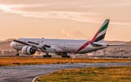 A6-ECQ - Emirates Airlines Boeing 777-300ER aircraft