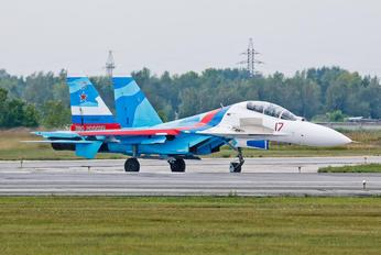 RF-92202 - Russia - Air Force Sukhoi Su-27UB