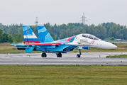 RF-92202 - Russia - Air Force Sukhoi Su-27UB aircraft