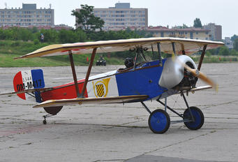 OM-M417/N1344 - Private Nieuport 11 Bebe (replica)