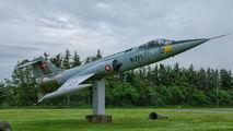 R-771 - Denmark - Air Force Canadair CF-104 Starfighter aircraft