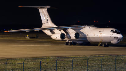 361 - Jordan - Air Force Ilyushin Il-76 (all models)