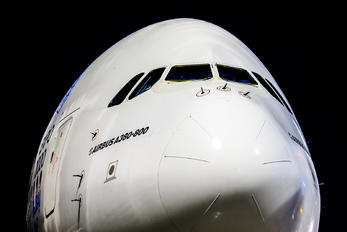A6-EDS - Emirates Airlines Airbus A380