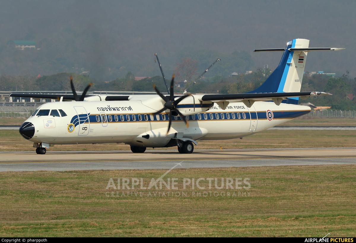 Thailand - Air Force 60315 aircraft at Chiang-Mai