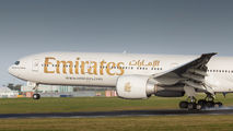 A6-ENN - Emirates Airlines Boeing 777-300ER aircraft