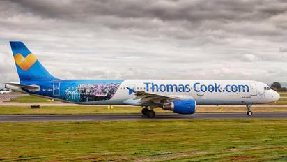 G-TCDA - Thomas Cook Airbus A321