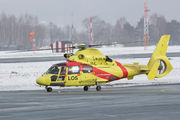 LN-OLN - Lufttransport Eurocopter AS365 Dauphin 2 aircraft