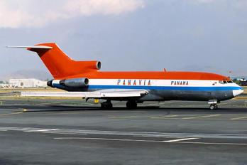 HP-1261PVI - PANAVIA PANAMA Boeing 727-100