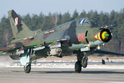 8101 - Poland - Air Force Sukhoi Su-22M-4 aircraft