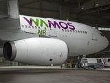 EC-MJS - Wamos Air Airbus A330-200 aircraft