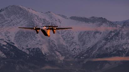 N885EA - ERA Alaska de Havilland Canada DHC-8-100 Dash 8