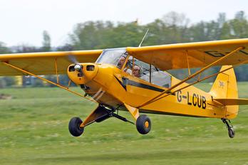 G-LCUB - Private Piper L-18 Super Cub