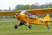 G-LCUB - Private Piper L-18 Super Cub aircraft