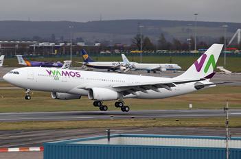 G-EOMA - Wamos Air Airbus A330-200