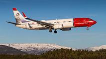 LN-DYQ - Norwegian Air Shuttle Boeing 737-800 aircraft
