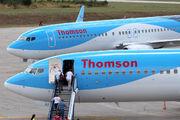 G-FDZJ - Thomson/Thomsonfly Boeing 737-800 aircraft