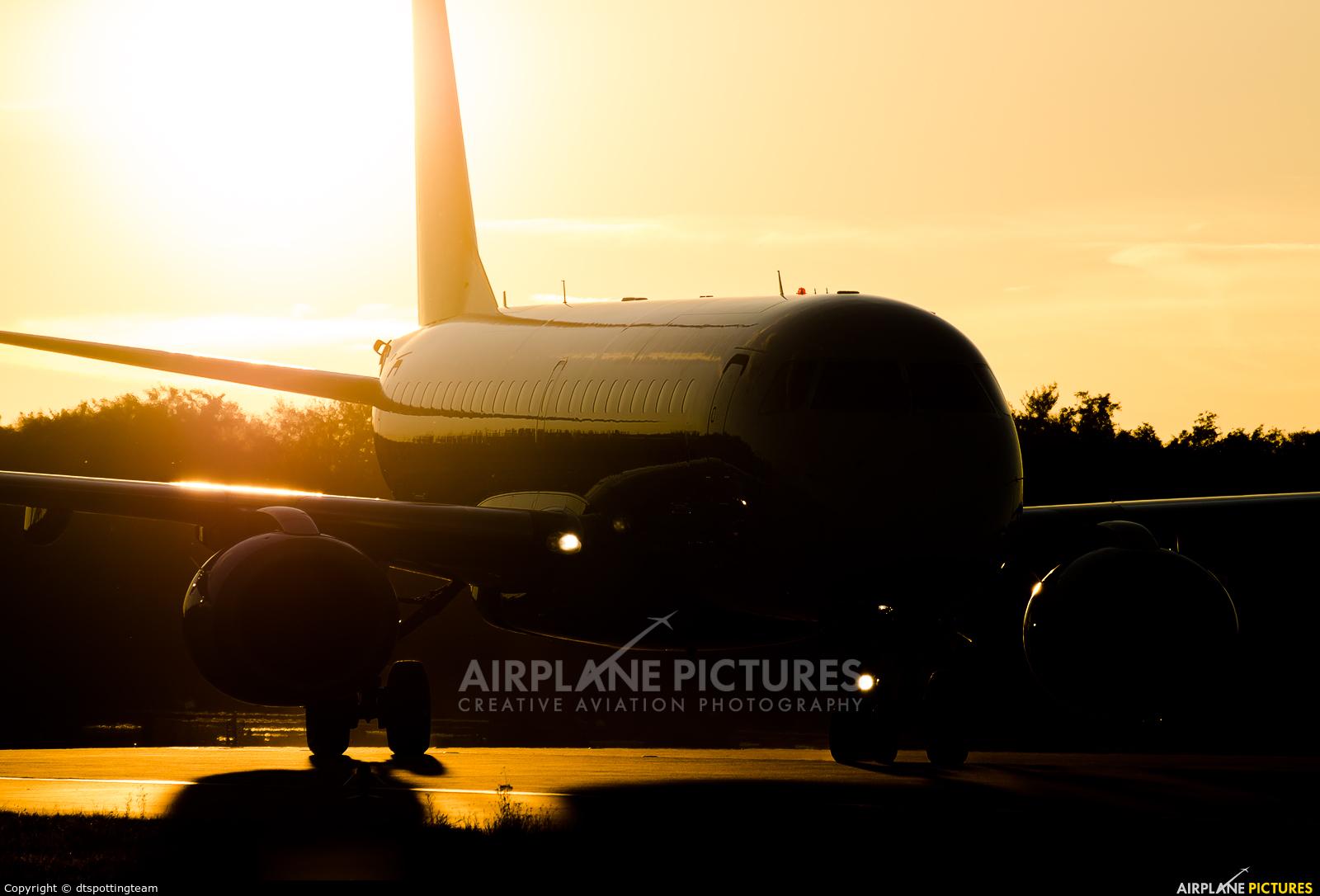 Lufthansa Regional - CityLine D-AECI aircraft at Frankfurt