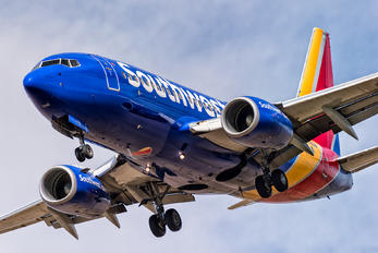 N778SW - Southwest Airlines Boeing 737-700