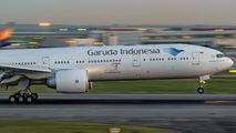 PK-GIF - Garuda Indonesia Boeing 777-300ER aircraft
