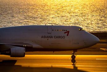 HL7616 - Asiana Cargo Boeing 747-400F, ERF