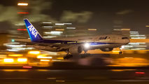 JA715A - ANA - All Nippon Airways Boeing 777-200ER aircraft