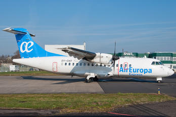 OY-CHT - Air Europa ATR 42 (all models)