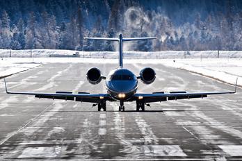 OE-*** - Vistajet Canadair CL-600 Challenger 605