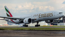 A6-ENM - Emirates Airlines Boeing 777-300ER aircraft