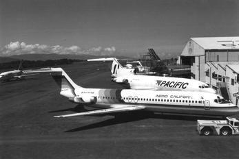 XA-THG - Aero California Douglas DC-9