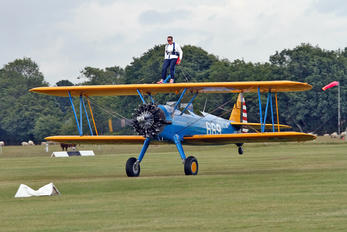 G-CCXA - Private Boeing Stearman, Kaydet (all models)