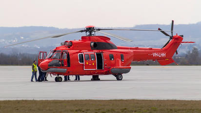 VH-LHH - CHC Denmark Eurocopter AS332 Super Puma