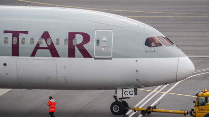 A7-BCC - Qatar Airways Boeing 787-8 Dreamliner