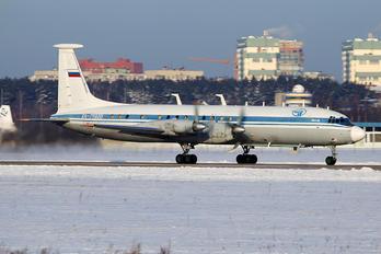 RA-75920 - Russia - Air Force Ilyushin Il-22M