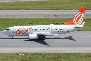 PR-GIF - GOL Transportes Aéreos  Boeing 737-700