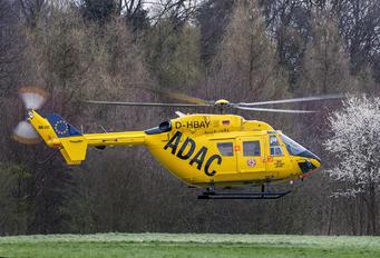 D-HBAY - ADAC Luftrettung Eurocopter BK117