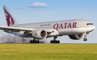A7-BBC - Qatar Airways Boeing 777-200LR aircraft