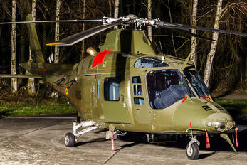 H26 - Belgium - Air Force Agusta / Agusta-Bell A 109BA